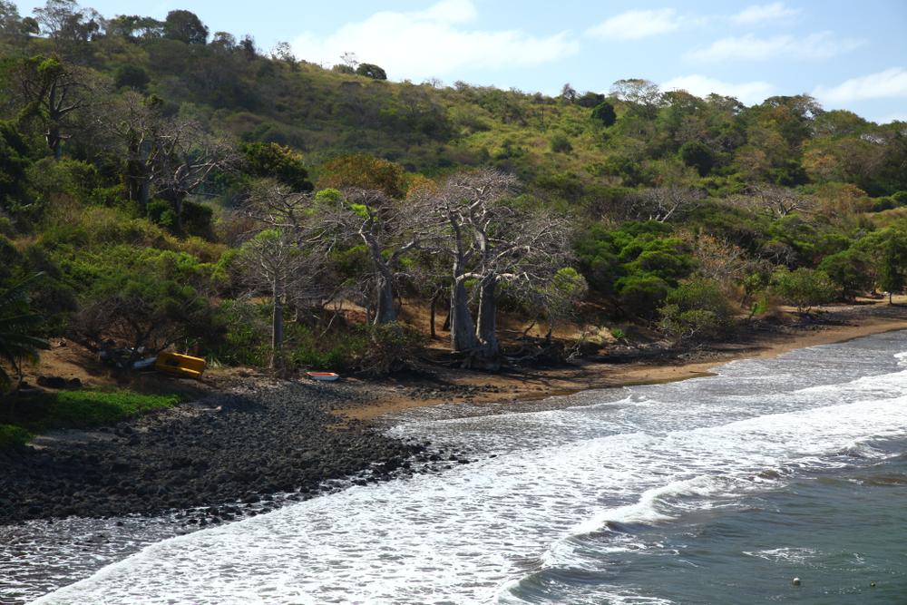 plage lagon Mayotte